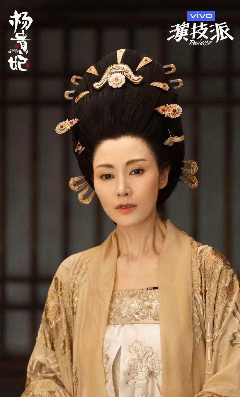 <b>李嘉欣成最老杨贵妃,美人迟暮,惊艳杨贵妃扮演者并不是范冰冰</b>