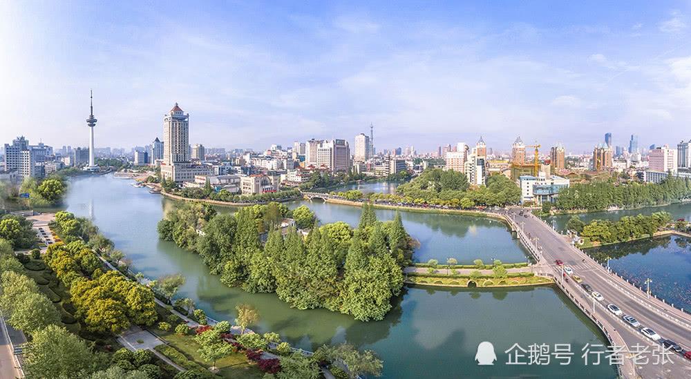 南通濠河,我國保存最完整的古代護城河,距今一千多年歷史