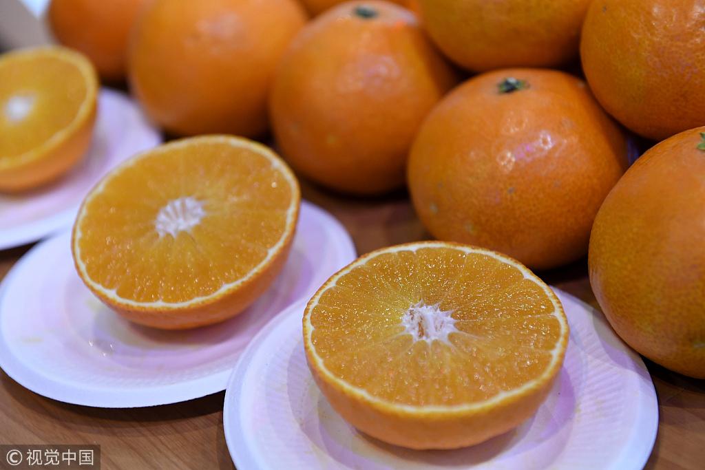 橘子甜不甜,挑选技巧学起来: