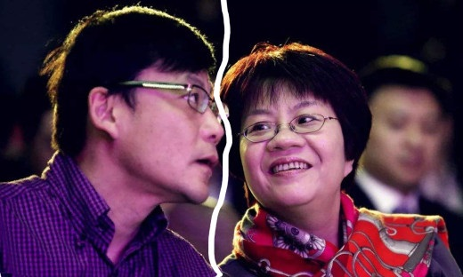 当当创始人李国庆是直的还是弯的 李国庆称未来择偶标准是傻白甜?