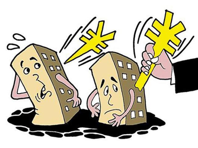 房企融资集中度进一步提升 中型开发商受影响最大_中国
