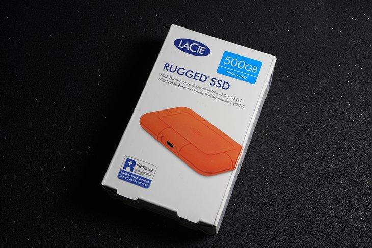 IP67防护2吨抗压 希捷LaCie Rugged SSD 移动固态硬盘评测