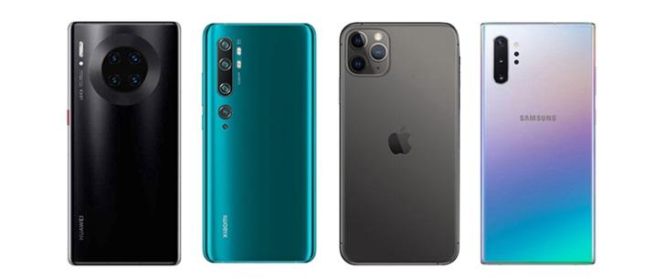DxOMark评2019年最佳手机相机,华为、小米双雄并立_Pro