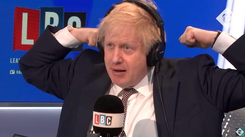 英国首相:特朗普,别来干预我们大选!