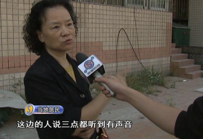 深夜,广州一居民楼附近传来这声音,城管紧急出动52次!_施工