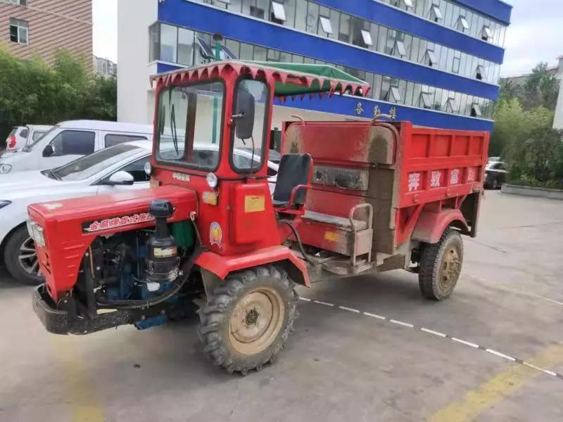 停放在自家院内的拖拉机被盗,竟是威宁县