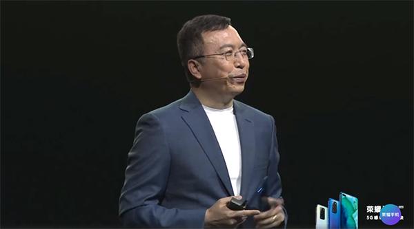 荣耀总裁赵明:现在推出5G手机刚刚好,双模5G才有价值