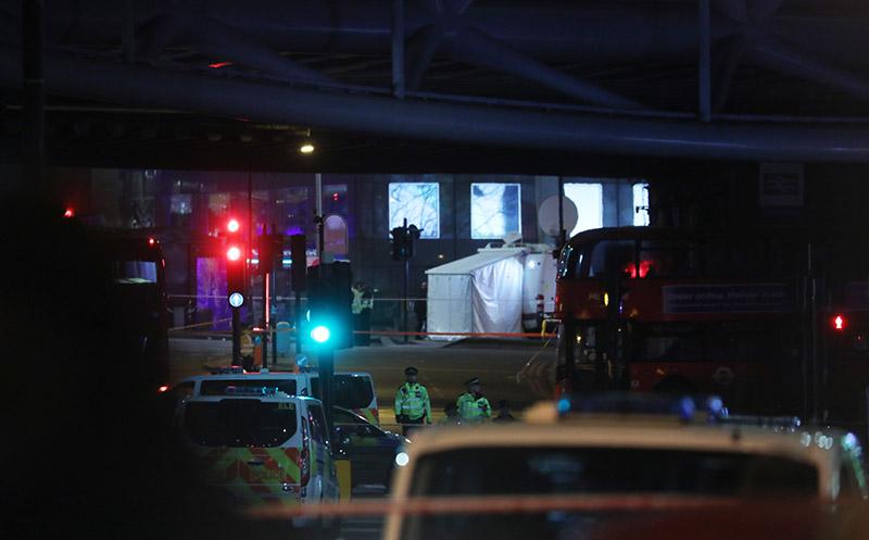 英國倫敦發生持刀傷人恐怖事件,我駐英使館發布安全提醒_中國
