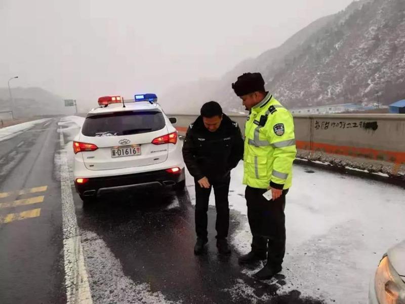 壹現場|華北地區大雪 進出京通行都多留意