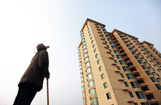 國內高房價應該跌去多少才算合理?