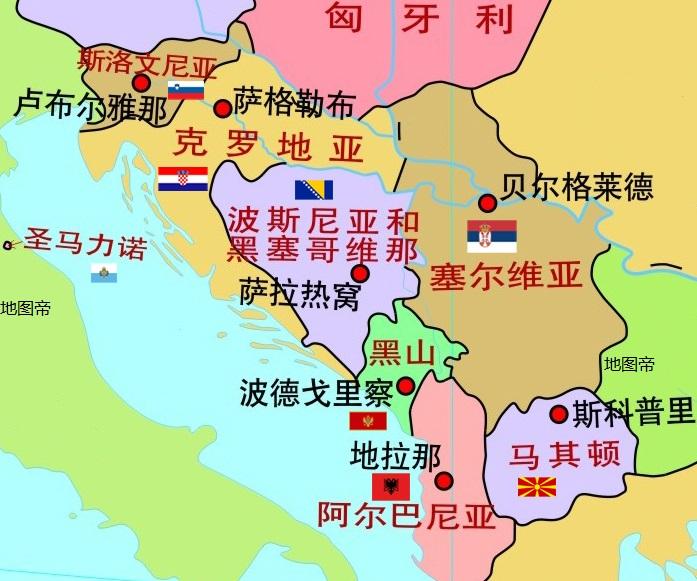 阿尔巴尼亚人口外流_阿尔巴尼亚地图