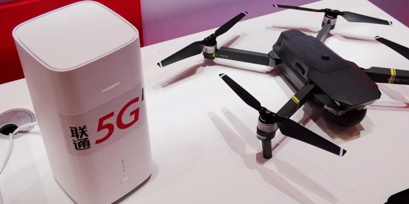 5G SIM卡置入無人機,可行嗎?
