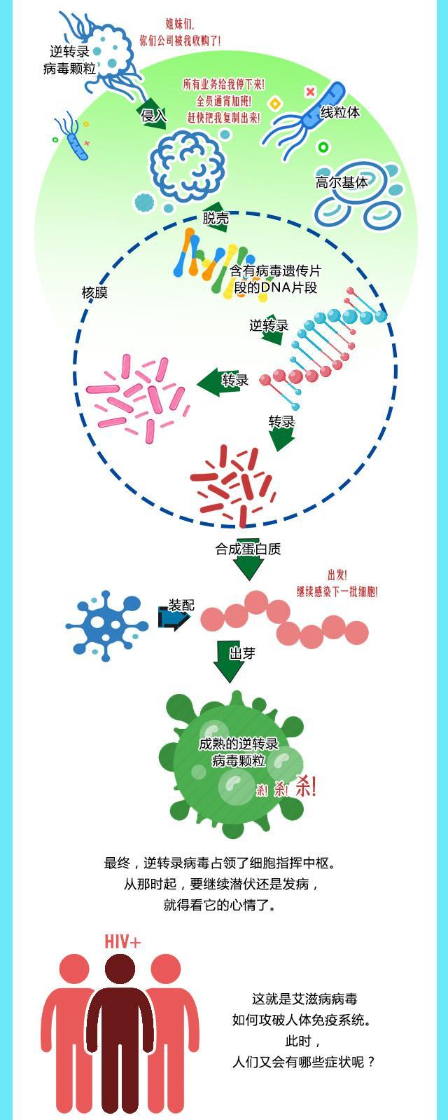 中国艾滋病人多吗_全国125万艾滋病患者:若出现这6种现象,无论男女都该去做个血 ...