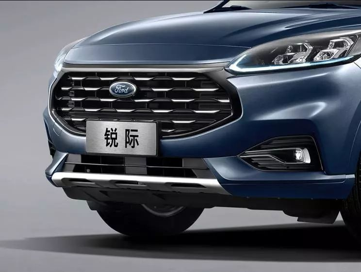 全新的福特是锋利的,意味着它是无穷无尽的,随时可以去