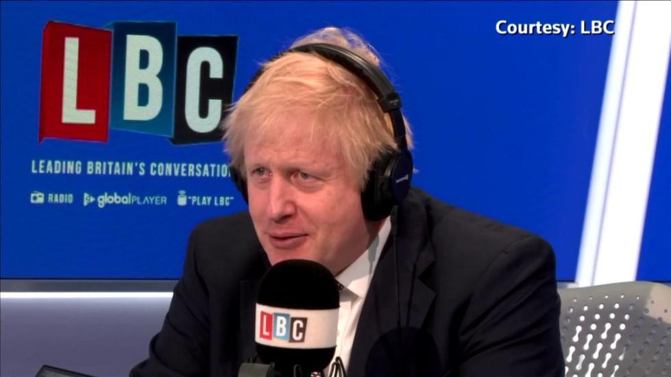 """關鍵時刻,英國首相開始""""害怕""""特朗普"""