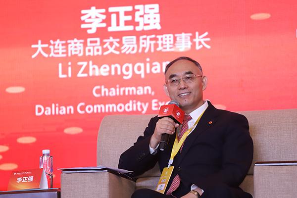 大商所理事長李正強:將加快推進生豬、液化石油氣期貨上市_期權