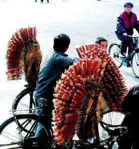 北京的冬天,是山楂色的