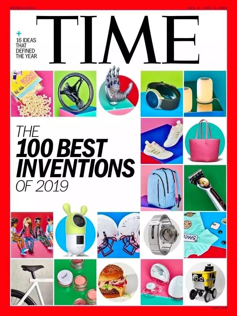 厉害了中国制造!2019《时代》周刊发布100大最佳新发明,中国设计3项上榜,惊呆老外