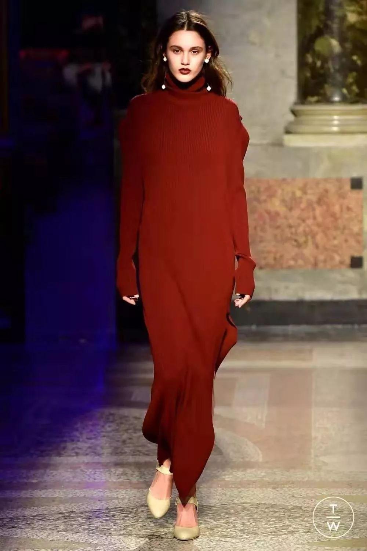 针织裙挑选指南,照着穿