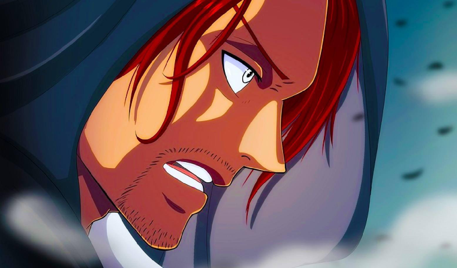 红发香克斯头像霸气
