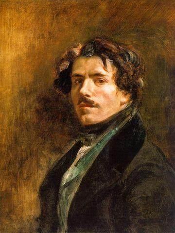 法国著名画家德拉克罗瓦油画作品赏析