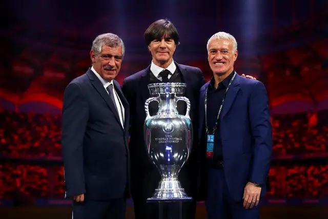 太刺激!欧洲杯抽签出炉:德国、法国、葡萄牙造超级死亡之组_中欧新闻_欧洲中文网