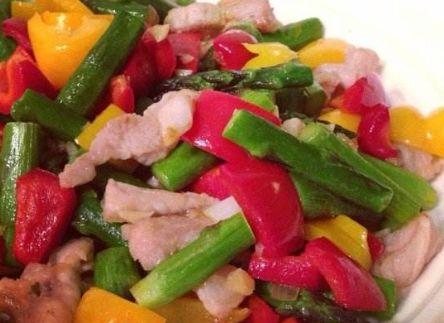 【每日一膳 | 维生素c含量丰富,有助于消化,用它做的美食颜色鲜艳丰