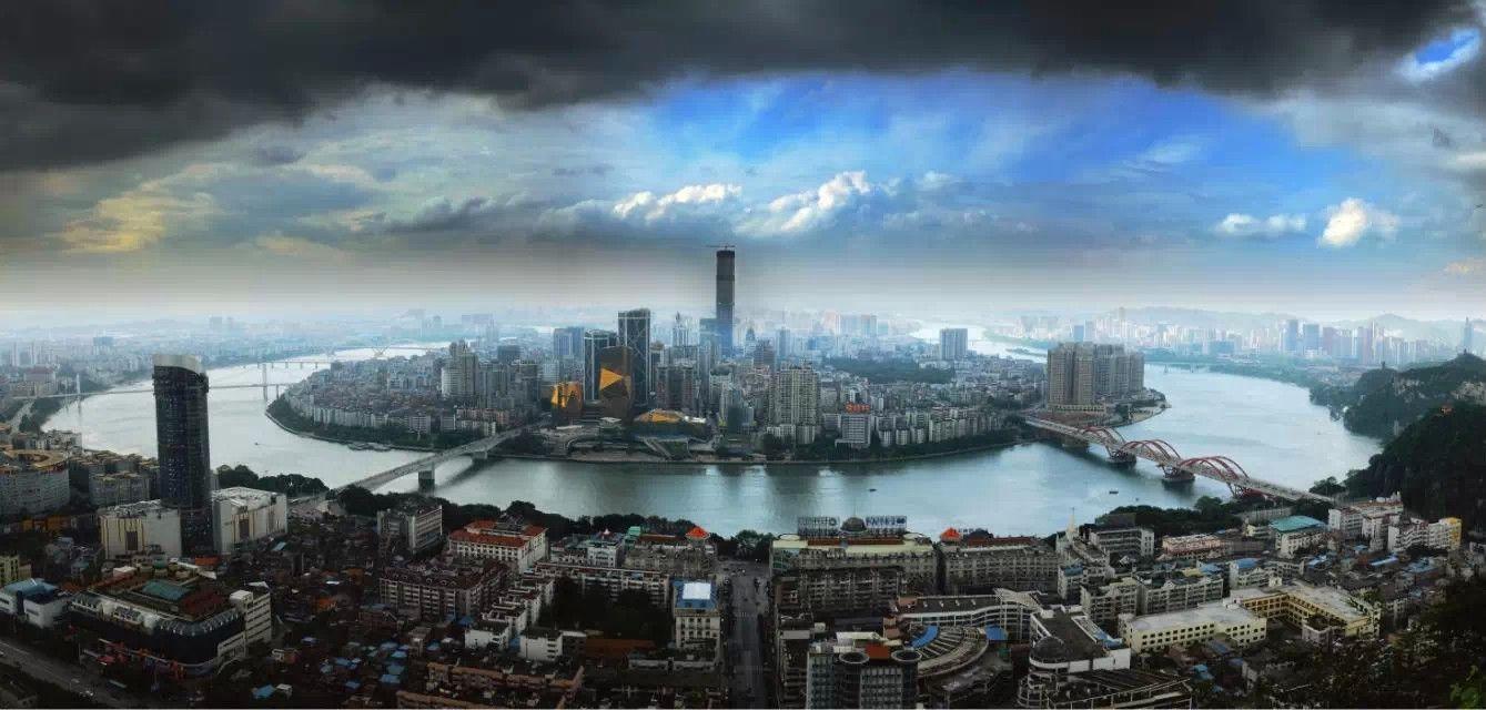 柳州vs遵义gdp_贵州各市GDP,柳州还是超过了遵义