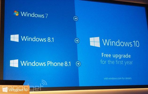 退役前Win7仍能免费升级Win10微软想搏最后一批用户数
