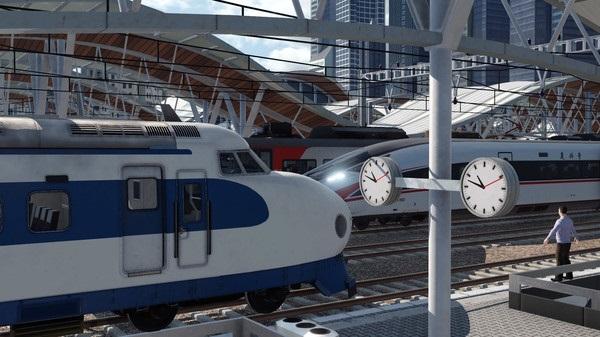 复兴号来了,交通模拟游戏《狂热运输2》将于12月12日登陆Steam_Fever