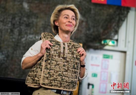 欧盟首位女主席冯德莱恩上任 誓言让欧洲成为冠军_中欧新闻_欧洲中文网
