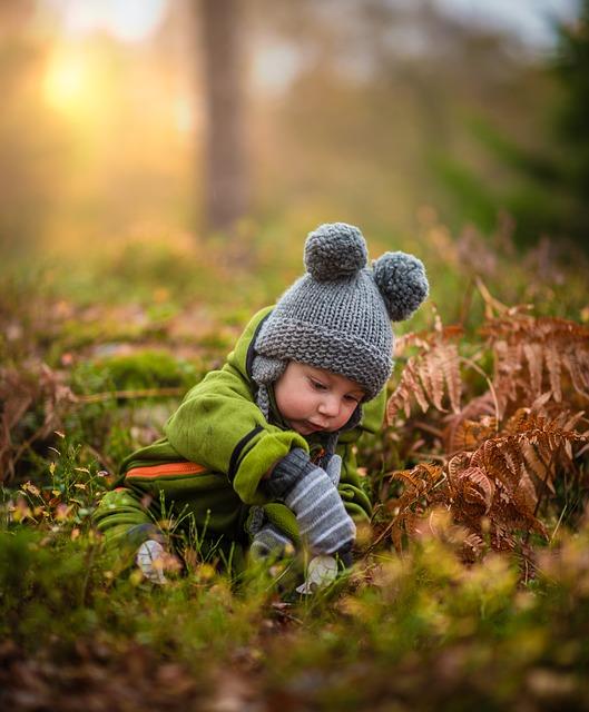 浅谈孩子的成长敏感期!