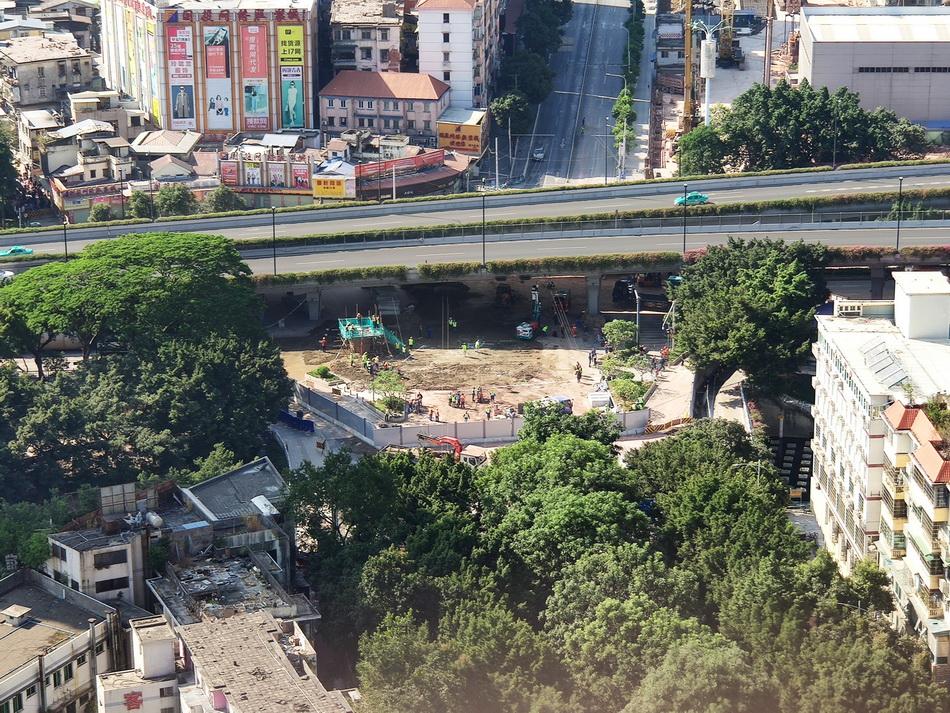 广州地铁:坍塌不是因为盾构机施工导致的塌陷,仍有3人被困
