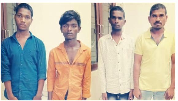 印度27岁女性疑遭四人奸杀焚尸,嫌犯母亲:我也有