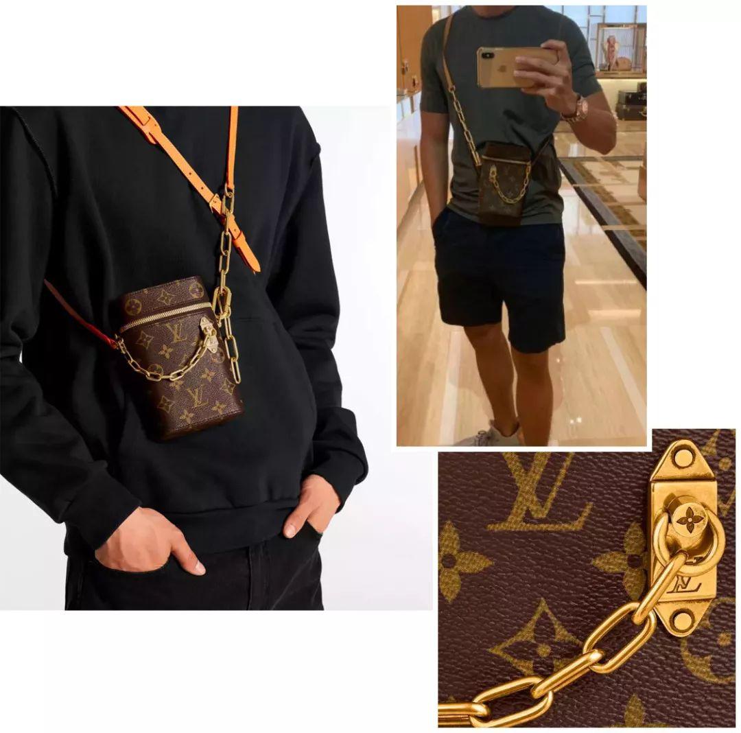 """LV手机包、Dior小箱子,""""男女通吃""""的包真优秀"""