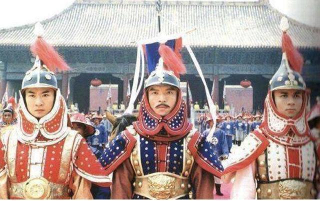 八旗人口_康熙王朝 的历史常识错误连连,却为何依旧是经典