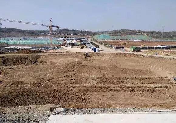晋城机场 高铁 空港新区相继传来捷报
