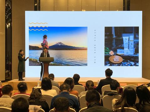 金夢肌中國市場新聞發布會暨產品推介會在京舉行