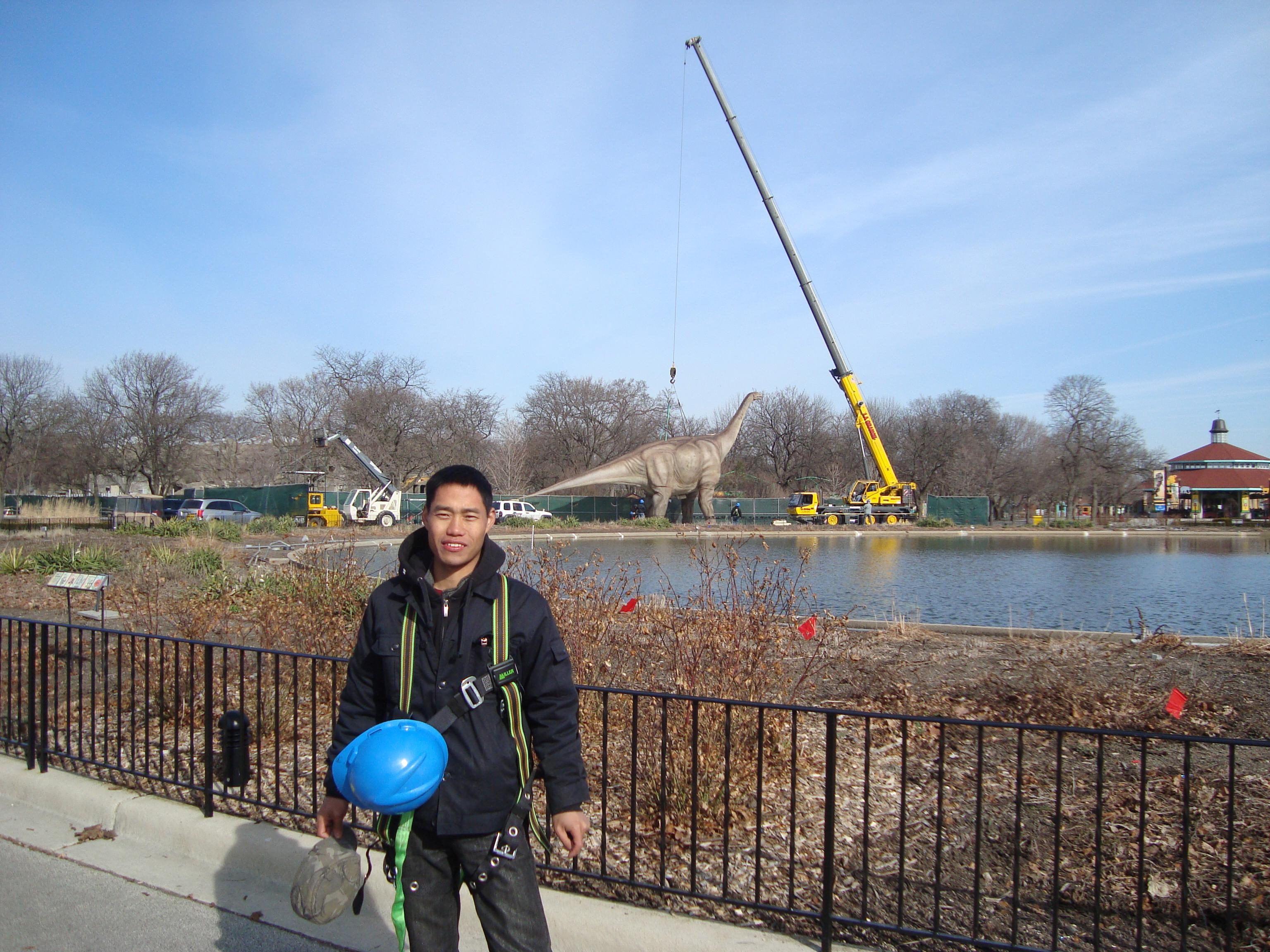 """原创             这个中国五线城市,""""复活""""了全球超过80%的""""恐龙"""""""