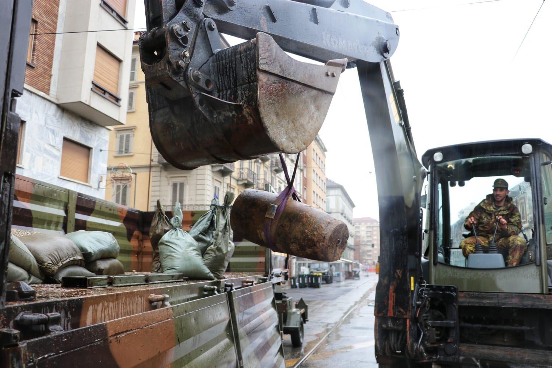 意大利发现二战时期未爆炸弹 疏散1万名居民进行拆除_中欧新闻_欧洲中文网