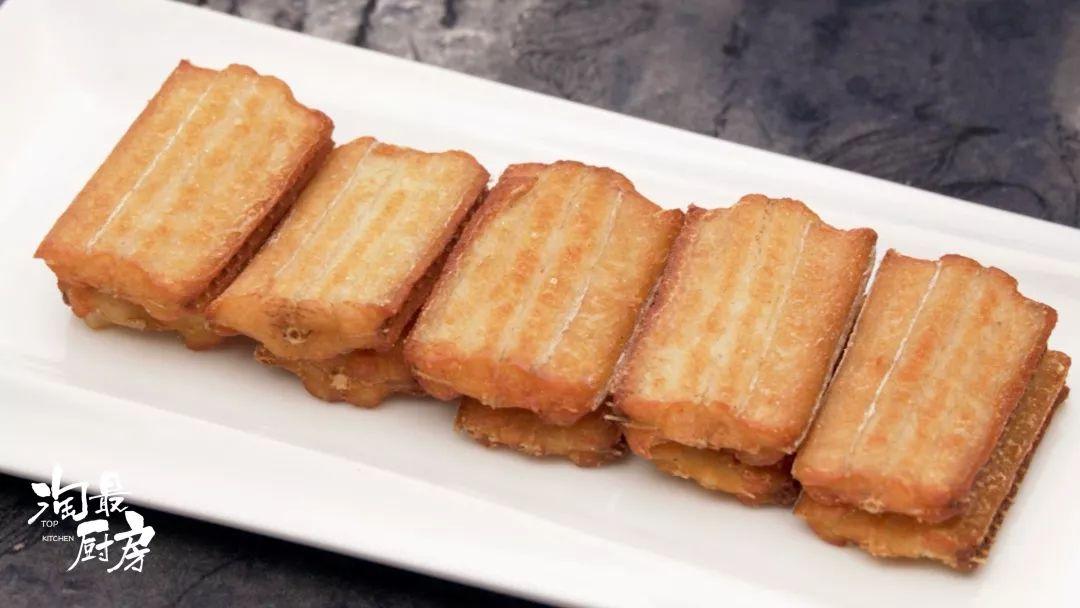 【米其林一星的黄金脆带鱼,满分调味只用盐。】