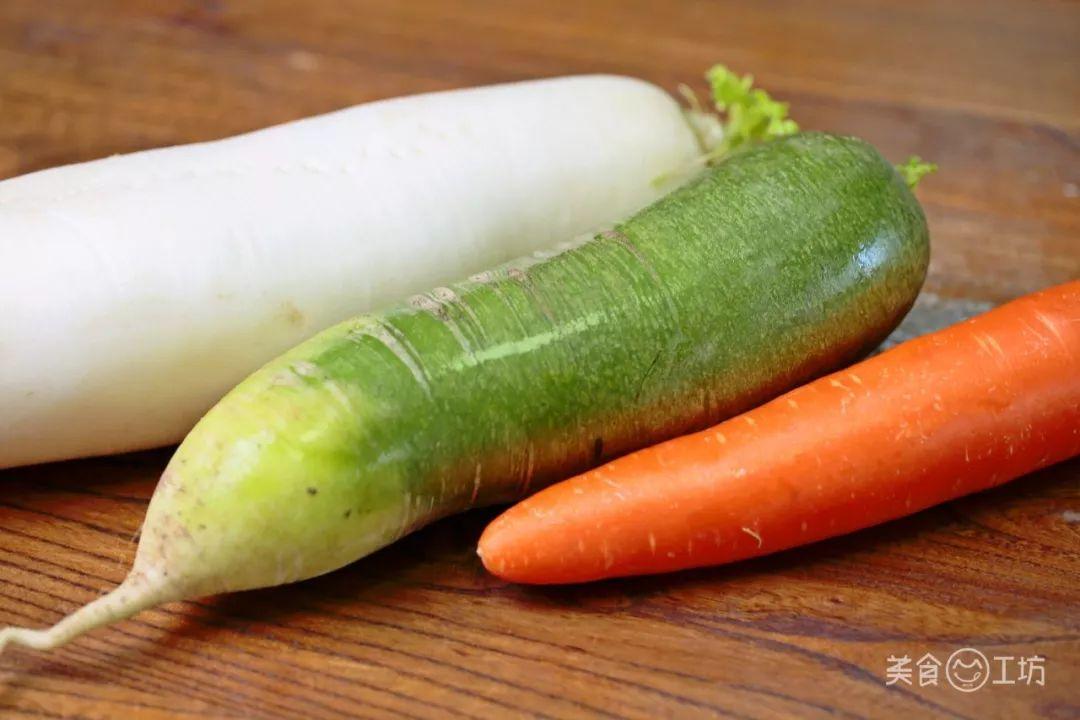白萝卜这么吃,润肺又去燥,效果堪比川贝炖梨!