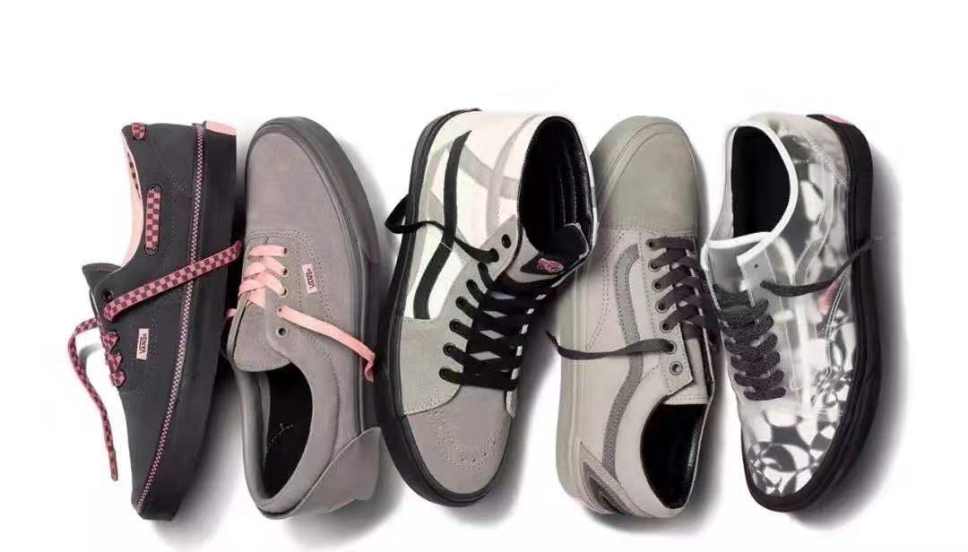 Vans、AirJordan推新年鞋款,你种草吗?_设计