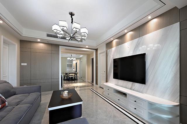 我家138平新房,只花18万就装出这样的效果,说出来都没人信!