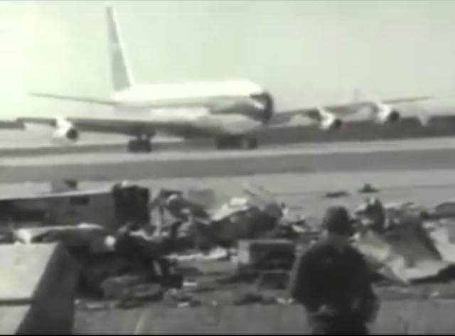 道格拉斯型客机_致命湍流致解体,回顾英国海外航空BA911航班1966.3.5富士山空难_飞机