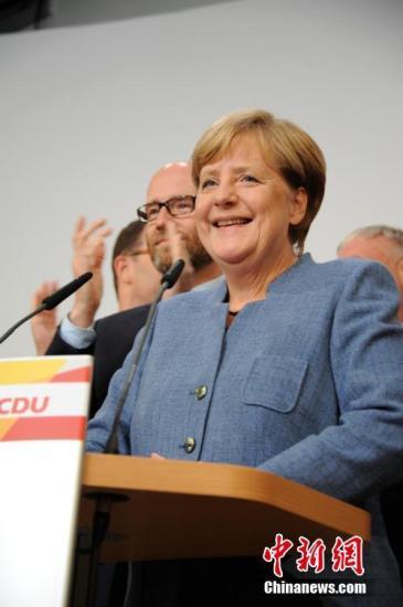 """社民党党魁选举爆冷 德国或提前进入""""后默克尔""""时代?_大选"""
