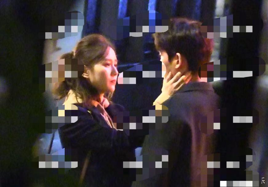 朱一龙刘诗诗吻戏路透,与肖战和杨紫、黄景瑜和热巴吻戏有得一拼