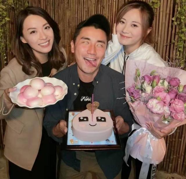 32岁TVB花旦获圈中好友庆生 绯闻男友甜蜜留言:感恩有这一天