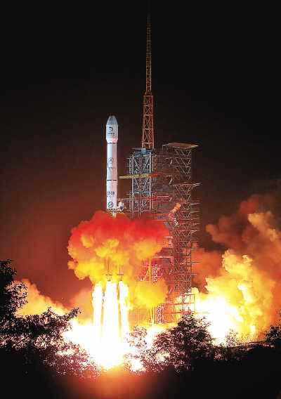 嫦娥三号发射6周年 VR体验馆再现火箭发射流程