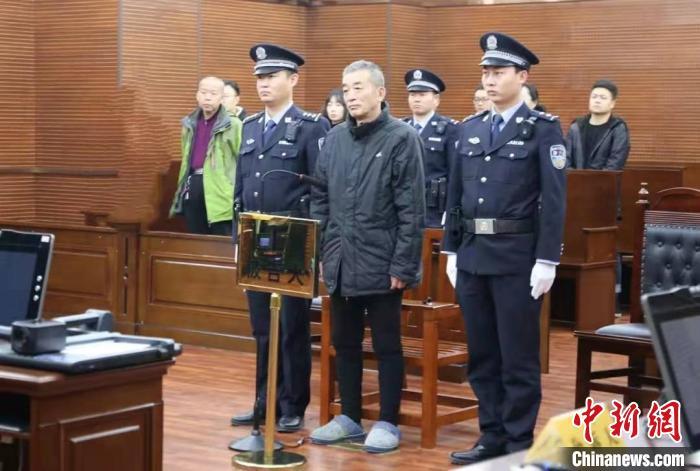 单位个人齐受贿 呼和浩特市政协原副主席张海生获刑5年半_受贿罪